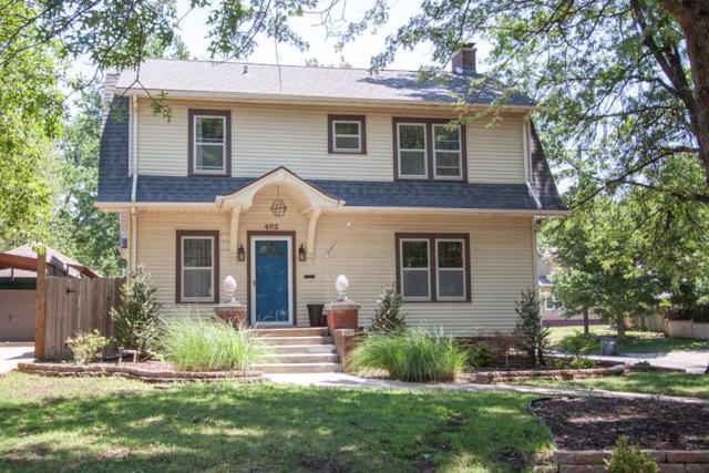 402 N Fountain St., Wichita, KS 67208 (MLS #553546) :: Wichita Real Estate Connection