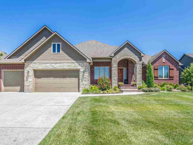 1710 N Terhune St, Wichita, KS 67230 (MLS #553554) :: Select Homes - Team Real Estate