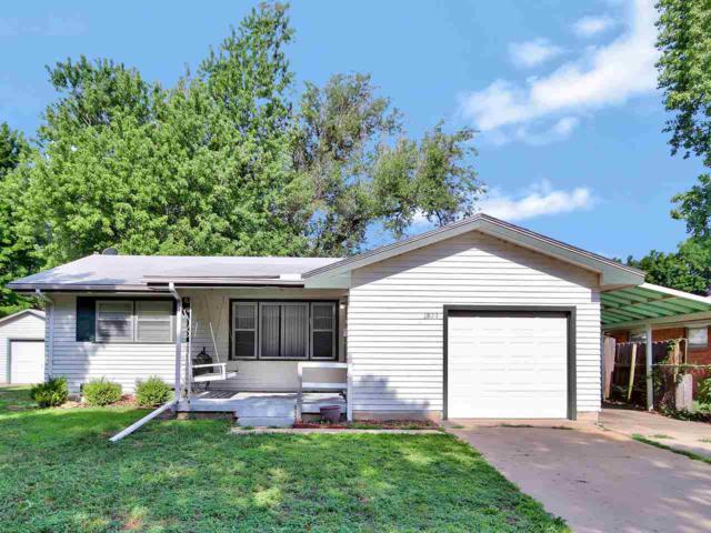 1827 N Sheridan St, Wichita, KS 67203 (MLS #553580) :: Select Homes - Team Real Estate