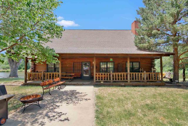 19109 S Andre Rd, LANGDON, KS 67583 (MLS #553604) :: Lange Real Estate