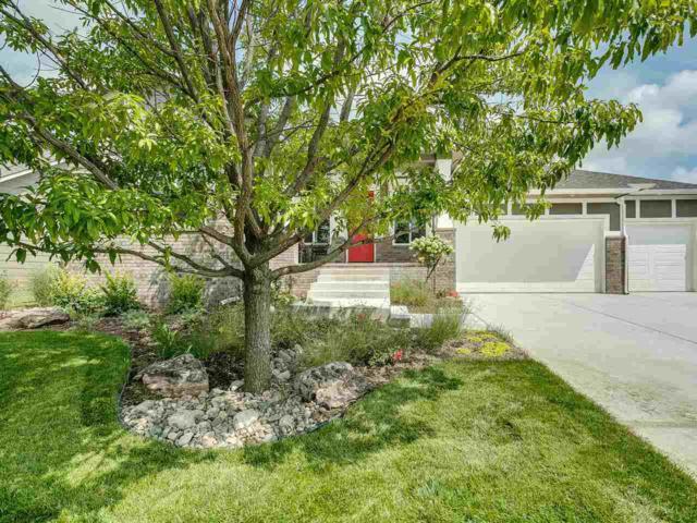 13702 W Onewood St., Wichita, KS 67235 (MLS #553607) :: On The Move