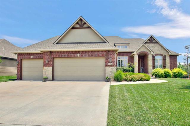 1512 N Ridgehurst St, Wichita, KS 67230 (MLS #553610) :: Select Homes - Team Real Estate