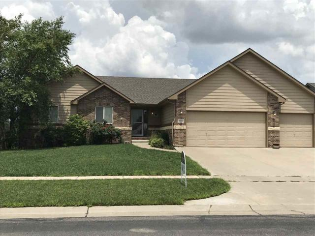 2002 E Sunset St, Goddard, KS 67052 (MLS #553646) :: Wichita Real Estate Connection
