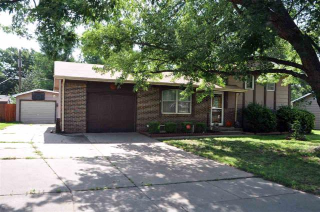 1500 N Holland Ln, Wichita, KS 67212 (MLS #553658) :: Select Homes - Team Real Estate