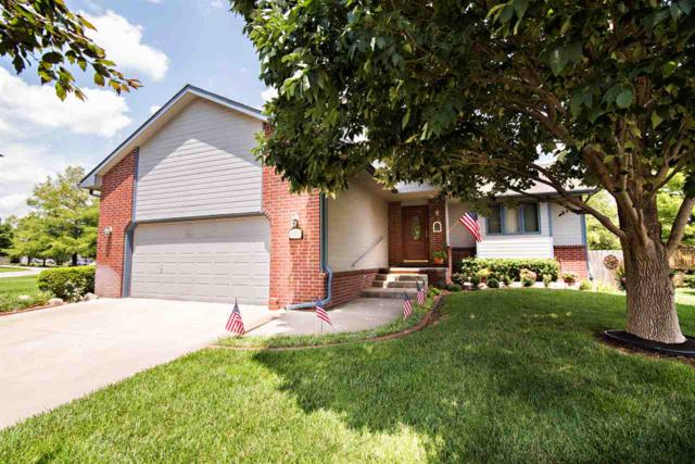 11810 W Neville St, Wichita, KS 67205 (MLS #553660) :: On The Move