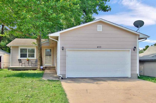 403 E 15th Ave, Augusta, KS 67010 (MLS #553742) :: On The Move