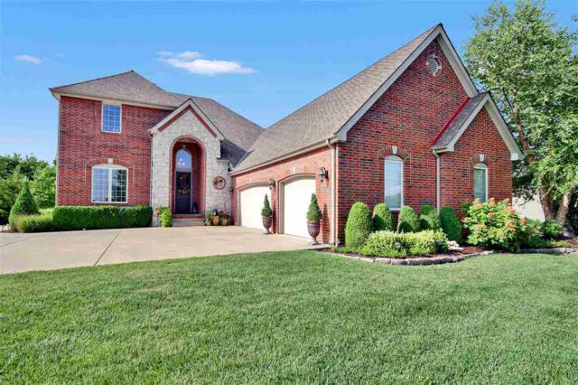 1651 S Logan Pass, Andover, KS 67002 (MLS #553744) :: On The Move