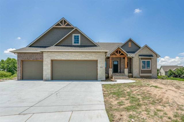 3313 N Brush Creek Circle, Wichita, KS 67205 (MLS #553754) :: Select Homes - Team Real Estate