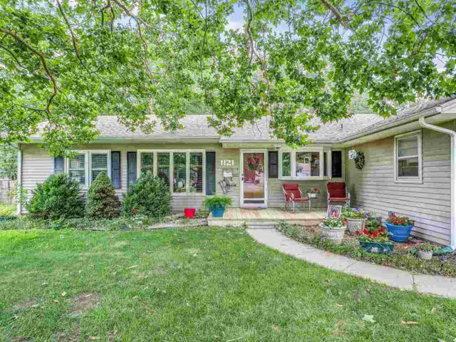 1121 Douglas Rd, El Dorado, KS 67042 (MLS #553790) :: Select Homes - Team Real Estate