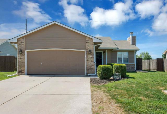 812 N Sunrise Cir, Goddard, KS 67052 (MLS #553834) :: Wichita Real Estate Connection