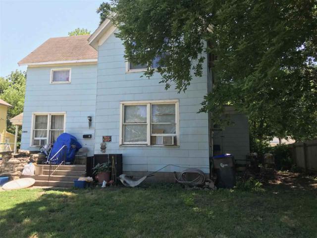 121 W 10th 121-3, 121-4, 1, Newton, KS 67114 (MLS #553836) :: Lange Real Estate