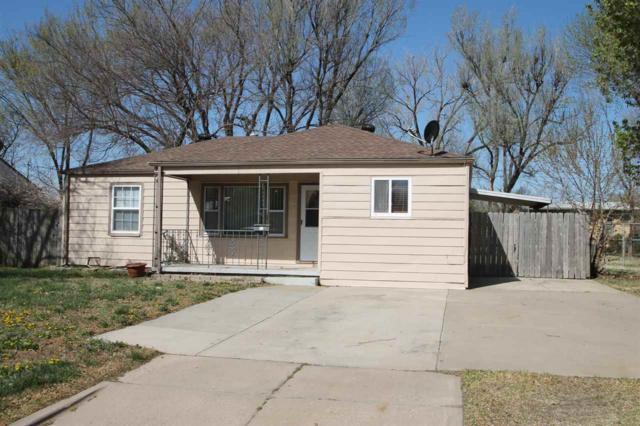2137 S Glenn Ave, Wichita, KS 67213 (MLS #553865) :: Select Homes - Team Real Estate