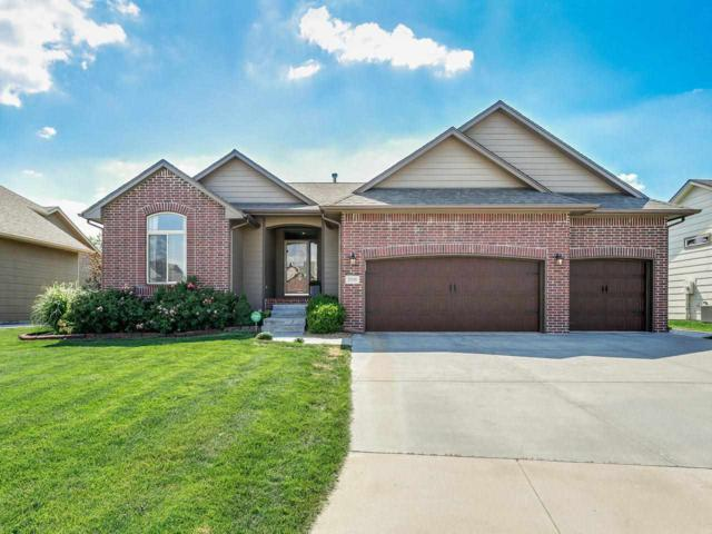 2541 N Sandstone St, Andover, KS 67002 (MLS #553899) :: On The Move