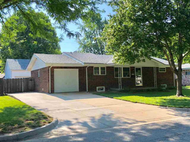 3132 S Chase Ave, Wichita, KS 67217 (MLS #553907) :: Select Homes - Team Real Estate