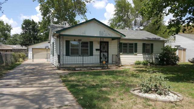 808 W 47th St S, Wichita, KS 67217 (MLS #553953) :: Better Homes and Gardens Real Estate Alliance