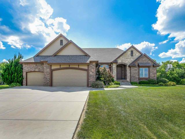 3475 Deer Ridge Ct, Rose Hill, KS 67133 (MLS #553965) :: Glaves Realty