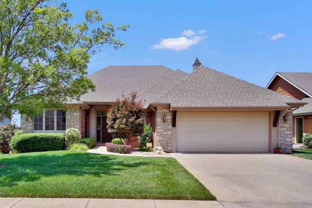 2313 Sawgrass Cir, Derby, KS 67037 (MLS #553969) :: Better Homes and Gardens Real Estate Alliance