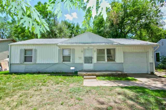 1121 E Luther St, Wichita, KS 67216 (MLS #553974) :: Select Homes - Team Real Estate