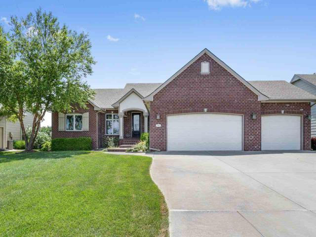 741 N Woodstone Dr, Andover, KS 67002 (MLS #553996) :: On The Move