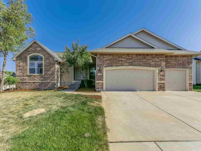 1932 E Wyndham Rd, Park City, KS 67219 (MLS #554000) :: Better Homes and Gardens Real Estate Alliance