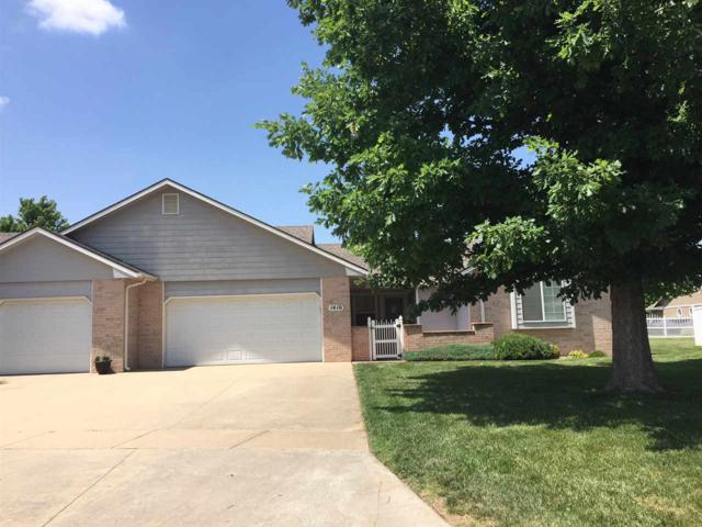 1410 Woodbridge Ct, Hutchinson, KS 67502 (MLS #554008) :: Glaves Realty