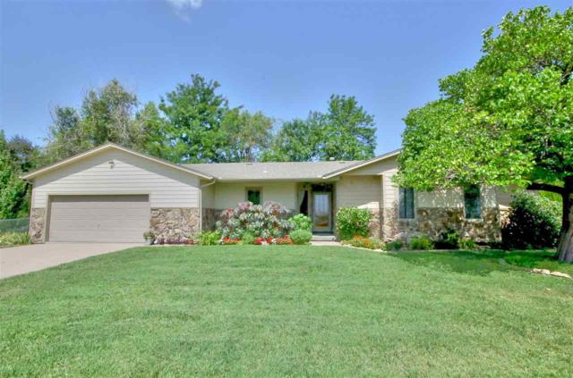 327 S Sunflower Ln, Andover, KS 67002 (MLS #554009) :: On The Move