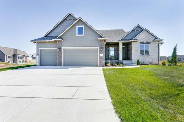 3302 N Judith St., Wichita, KS 67205 (MLS #554026) :: On The Move