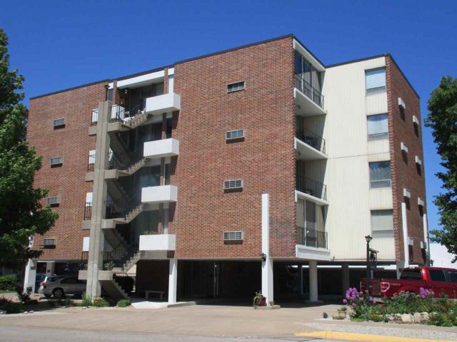 330 W Central Ave Apt 3C, El Dorado, KS 67042 (MLS #554027) :: Glaves Realty