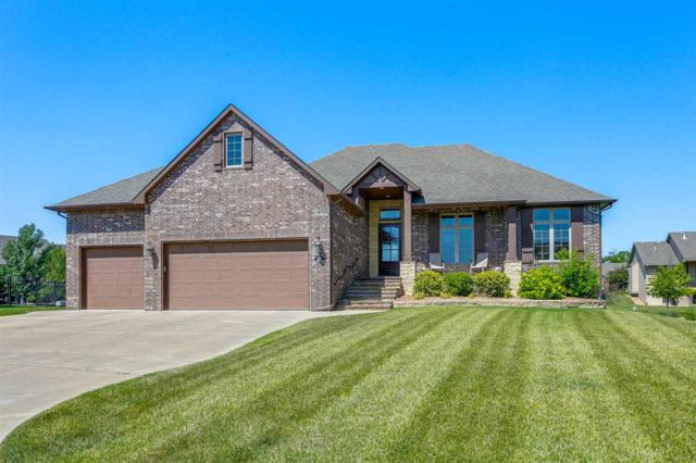 805 N Fairoaks Ct, Andover, KS 67002 (MLS #554028) :: On The Move