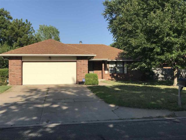 1034 S Burrus St, Wichita, KS 67207 (MLS #554029) :: Select Homes - Team Real Estate