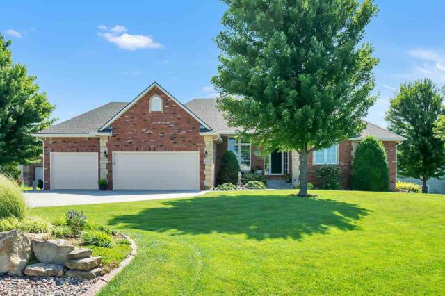 3422 Bridgewood Cir, Rose Hill, KS 67133 (MLS #554055) :: On The Move