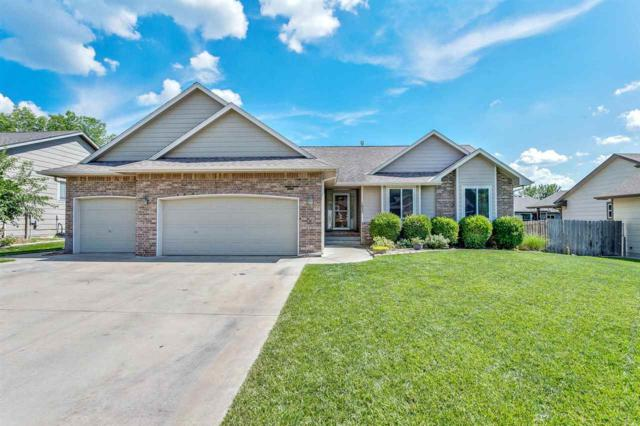 1025 E Rushwood Dr, Derby, KS 67037 (MLS #554061) :: Better Homes and Gardens Real Estate Alliance