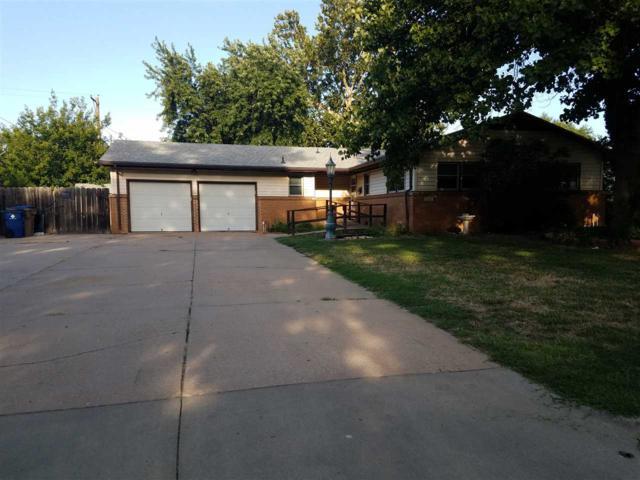 7821 W Quail Ln, Wichita, KS 67212 (MLS #554070) :: On The Move