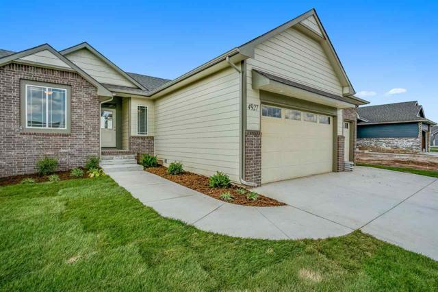 4927 N Marblefalls, Wichita, KS 67219 (MLS #554094) :: Select Homes - Team Real Estate