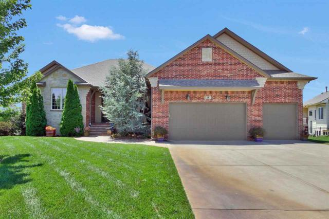 1141 W Cottonwood Dr, Valley Center, KS 67147 (MLS #554098) :: Glaves Realty