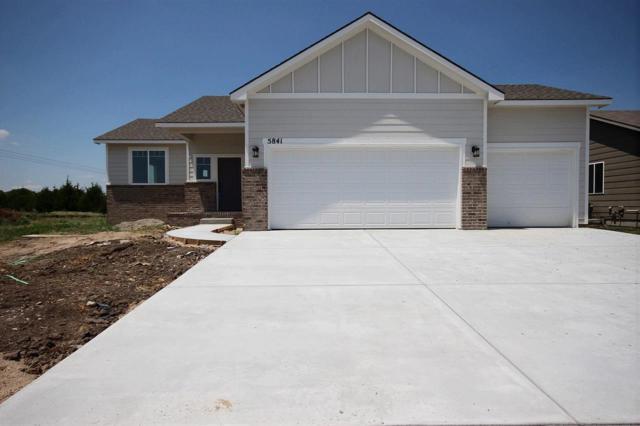 5841 N Forestor Dr, Park City, KS 67147 (MLS #554109) :: Select Homes - Team Real Estate