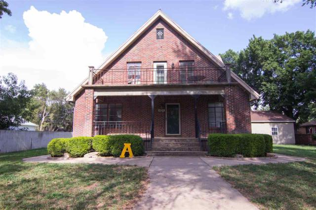 424 N Main St, Andale, KS 67001 (MLS #554112) :: Better Homes and Gardens Real Estate Alliance