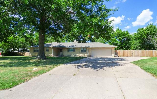 415 N Rose Hill Rd, Rose Hill, KS 67133 (MLS #554123) :: On The Move