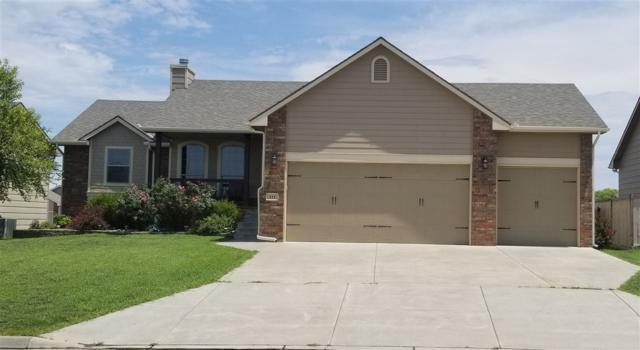 121 Springlake Dr, Newton, KS 67114 (MLS #554144) :: Select Homes - Team Real Estate