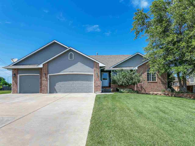 2106 E Myrtlewood Cir, Derby, KS 67037 (MLS #554155) :: On The Move