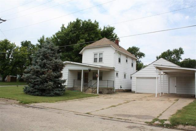 433 Mccabe St, Winfield, KS 67156 (MLS #554156) :: Wichita Real Estate Connection