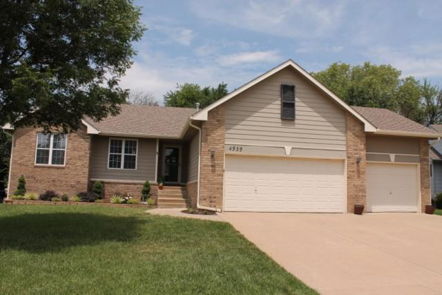 4939 N Shadow Ln, Park City, KS 67219 (MLS #554160) :: Better Homes and Gardens Real Estate Alliance