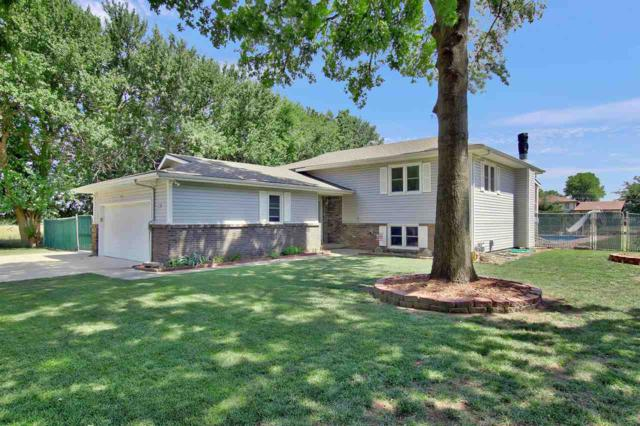 341 E Waller, Rose Hill, KS 67133 (MLS #554168) :: Glaves Realty