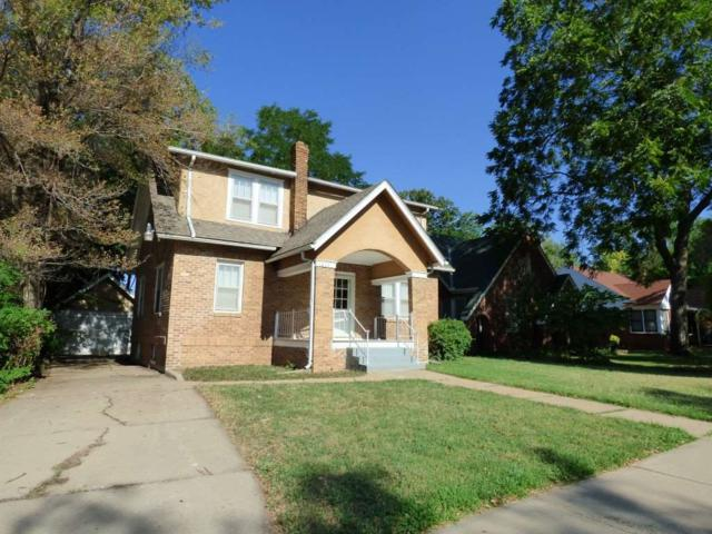1417 N Fairmount, Wichita, KS 67208 (MLS #554178) :: On The Move