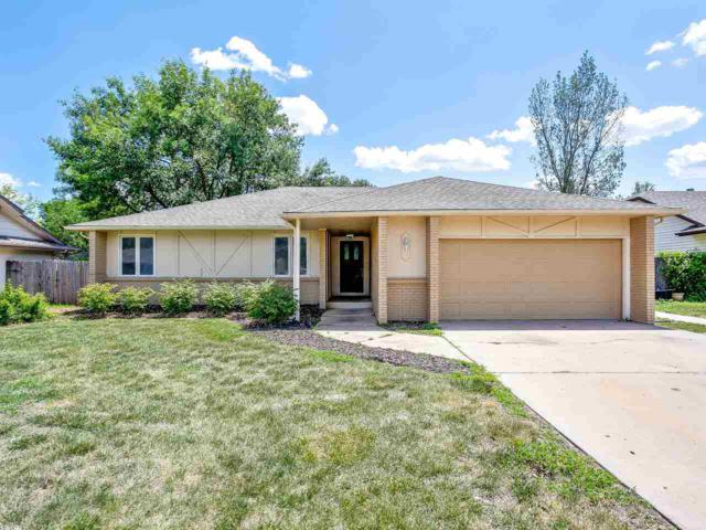 1405 S Todd Pl, Wichita, KS 67207 (MLS #554193) :: On The Move