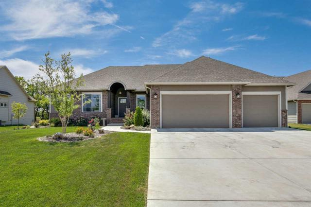 1311 N Shadow Rock Dr, Andover, KS 67002 (MLS #554195) :: Select Homes - Team Real Estate