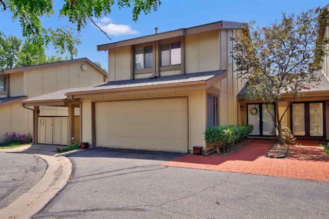8419 E Harry #201, Wichita, KS 67207 (MLS #554204) :: Better Homes and Gardens Real Estate Alliance