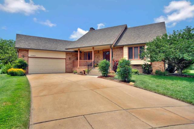 7502 W Reflection Ct, Wichita, KS 67205 (MLS #554213) :: On The Move