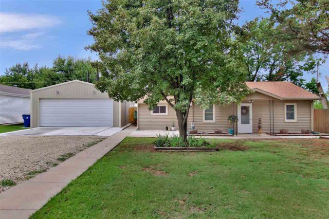 235 S Norris, Benton, KS 67017 (MLS #554216) :: Select Homes - Team Real Estate