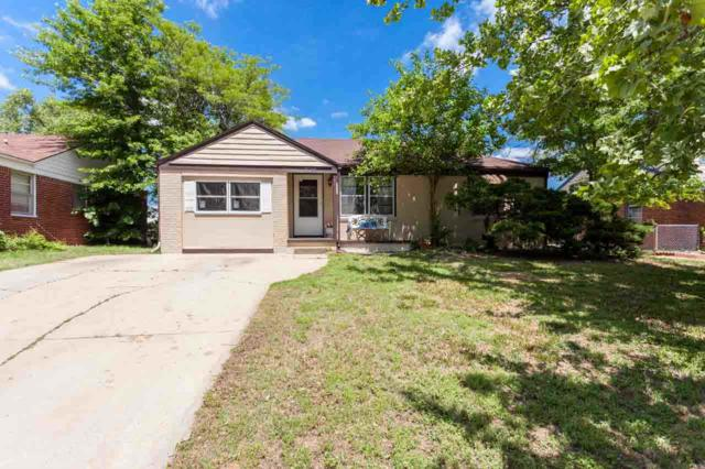 7026 E Gilbert St, Wichita, KS 67207 (MLS #554218) :: On The Move